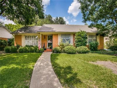 Richardson Single Family Home For Sale: 624 Stardust Lane