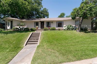 Dallas County Single Family Home For Sale: 6935 Vivian Avenue