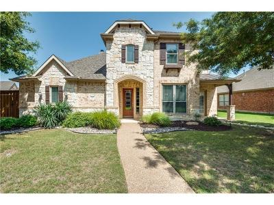 Plano Single Family Home For Sale: 8017 Ambiance Way