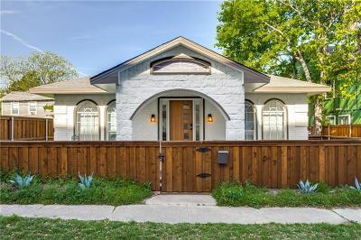 Single Family Home For Sale: 107 N Polk Street