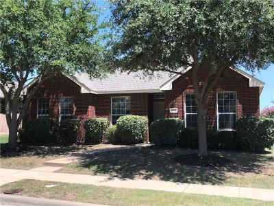 Allen Single Family Home Active Option Contract: 1537 Outerbridge Drive