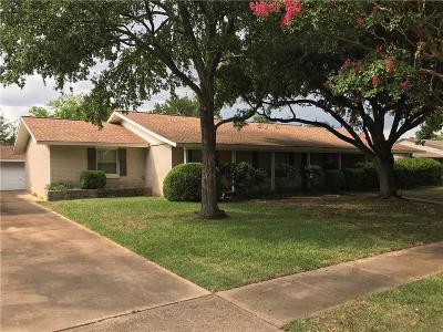 Single Family Home For Sale: 3919 Port Royal Drive