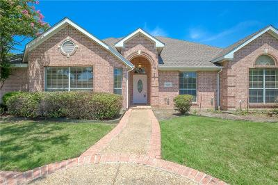 Little Elm Single Family Home For Sale: 1201 Shell Beach Drive