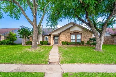 Flower Mound Single Family Home Active Option Contract: 3917 Commonwealth Drive