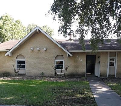 Garland Single Family Home For Sale: 314 Nettle Drive