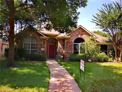 Plano Single Family Home For Sale: 3905 Montrose Drive