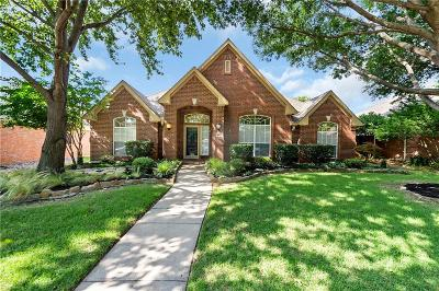 Frisco Single Family Home For Sale: 10213 Forrest Drive