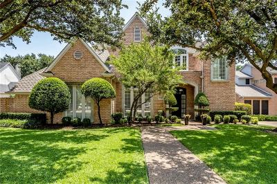 Dallas Single Family Home For Sale: 17624 Ivy Hill Drive