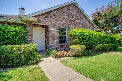 Red Oak Single Family Home For Sale: 316 Valley Ridge Drive