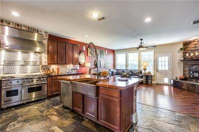McKinney Single Family Home For Sale: 5737 Wilford Drive