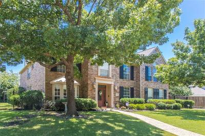Colleyville Single Family Home Active Option Contract: 6903 Wandering Way