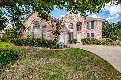 Arlington Single Family Home For Sale: 2202 Reedway Court