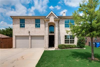 Little Elm Single Family Home For Sale: 513 Longshore Drive