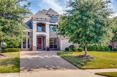 Prosper Single Family Home For Sale: 2801 Meadow Ridge Drive