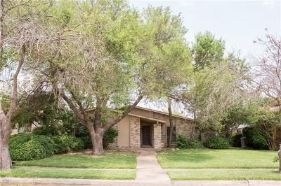 The Colony Residential Lease For Lease: 5121 Sherman Drive