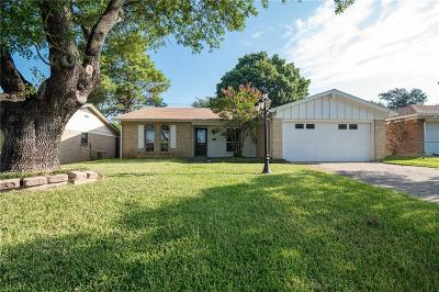 Irving Single Family Home For Sale: 2829 Lago Vista Loop