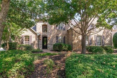 Southlake Single Family Home For Sale: 600 Blair Court