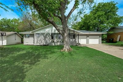 Single Family Home For Sale: 7120 Overhill Road