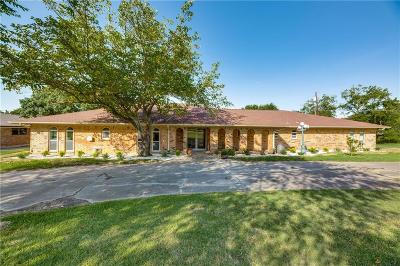 Mesquite Single Family Home For Sale: 7041 Shannon Road