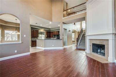 Frisco Single Family Home For Sale: 7653 Trailway Drive
