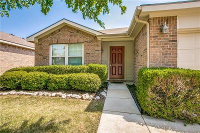 Aubrey Single Family Home Active Option Contract: 8828 Chisholm Trail