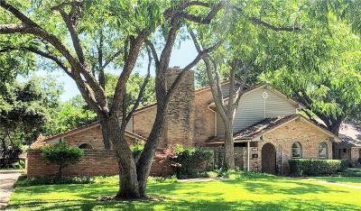 Arlington Single Family Home For Sale: 1804 Tennyson Drive