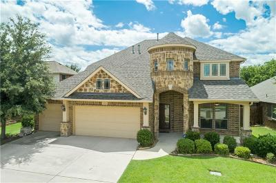 Little Elm Single Family Home For Sale: 2553 Cain River Drive