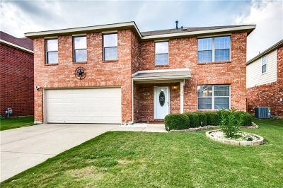 Lewisville Single Family Home For Sale: 1513 Caymus Court
