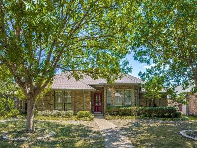 Single Family Home For Sale: 1716 Tawakoni Lane