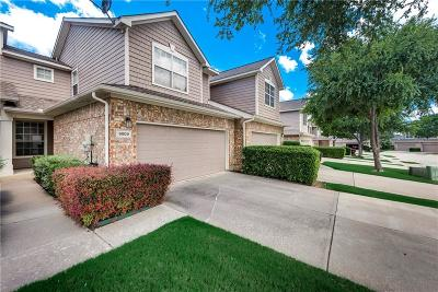 Plano Townhouse For Sale: 9809 Cambria Court