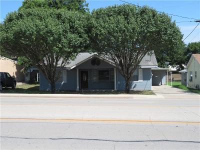 Montague County Single Family Home For Sale: 1115 Highway 59 N