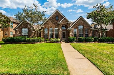 Carrollton Single Family Home For Sale: 1013 Hunters Creek Drive