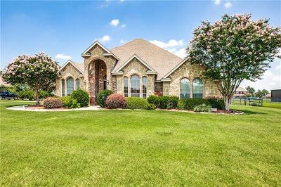 Haslet Single Family Home For Sale: 616 Singing Quail Trail