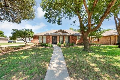 Plano Residential Lease For Lease: 1009 Seabrook Drive