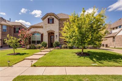 Allen Single Family Home For Sale: 967 Abbott Lane