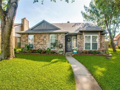 Garland Single Family Home For Sale: 2713 Deer Creek Court