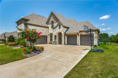 Rockwall Single Family Home Active Option Contract: 518 Limmerhill Drive