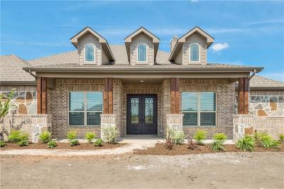Van Alstyne Single Family Home For Sale: 121 Winchester