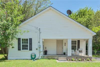 Van Alstyne Single Family Home For Sale: 449 Rigsby Drive