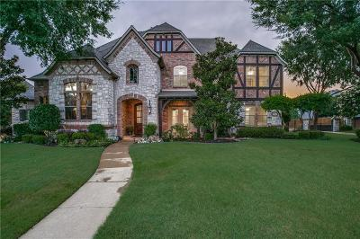 Colleyville Single Family Home For Sale: 6012 Chestnut Bend