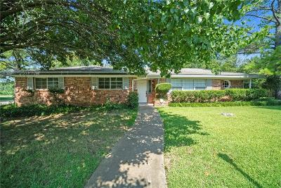 Fort Worth Single Family Home For Sale: 2112 Shelman Trail