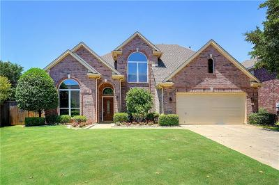 Flower Mound Single Family Home For Sale: 3101 Dwyer Lane