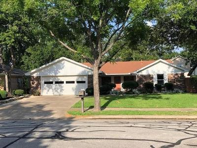 Bedford Residential Lease For Lease: 2708 Meadow Green