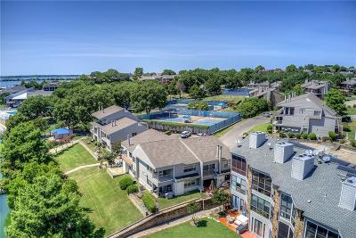 Heath, Rockwall, Rowlett, Lavon, Royse City Condo For Sale: 430 Yacht Club Drive #E