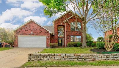Frisco Single Family Home For Sale: 5005 Plantation Lane