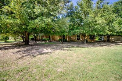 Waxahachie Single Family Home For Sale: 506 Bells Chapel Road