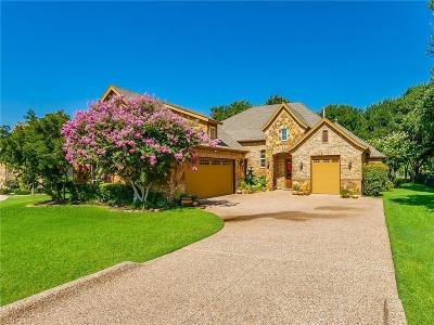 Fort Worth Single Family Home For Sale: 12249 Indian Creek Drive