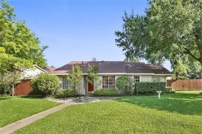 Single Family Home For Sale: 5502 Hidalgo Court