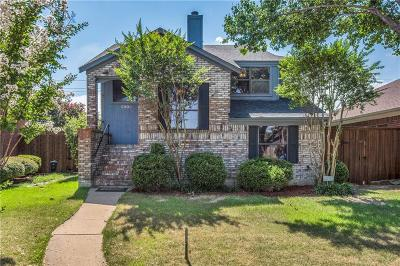 Carrollton Single Family Home For Sale: 2903 Hunters Point Lane