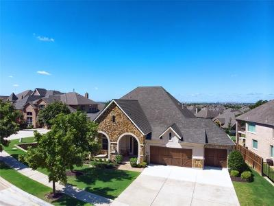 Fort Worth Single Family Home For Sale: 4816 Exposition Way